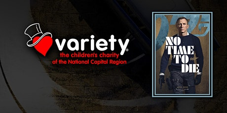 Variety DC Charity Advance Screening - No Time to Die tickets