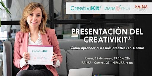 Creativikit® como aprender a ser más creativo en 4 pasos