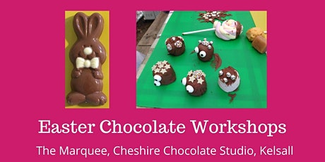 Easter Mini Chocolate Workshop for children and parents tickets