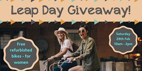 Leap Day Giveaway tickets