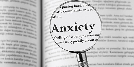 Free Managing Anxiety Workshop tickets
