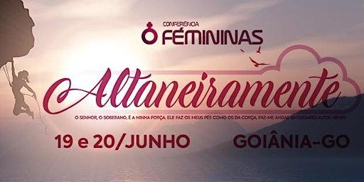 Conferência Fémininas: Altaneiramente
