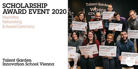 Scholarship Award Event   Talent Garden Innovation School tickets