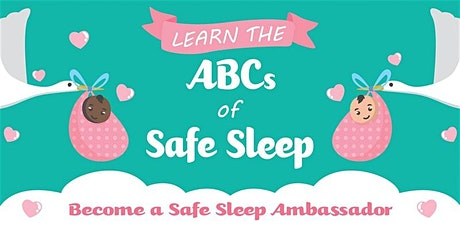 Safe Sleep Ambassador Training tickets