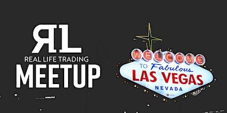 Real Life Trading Las Vegas Meetup tickets