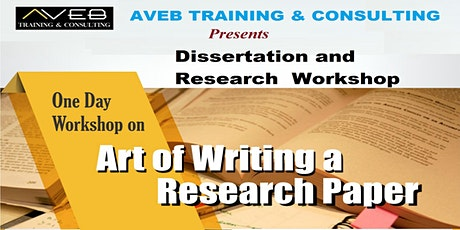 Dissertation and Research Workshop  tickets