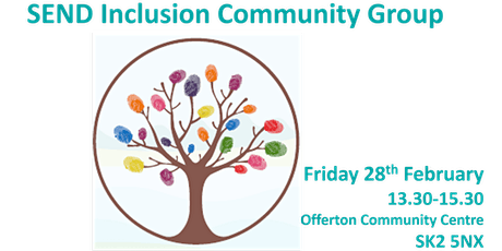 SEND Inclusion Community Group tickets