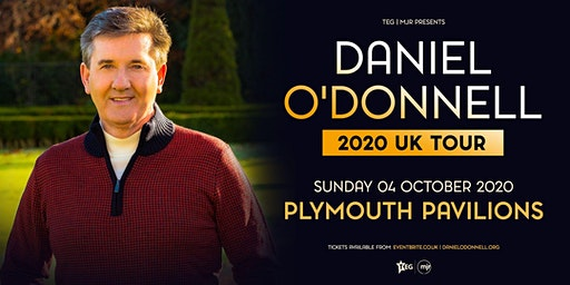 Daniel O'Donnell (Plymouth Pavilions)