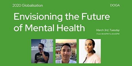 DGF2020 // Envisioning the Future of Mental Health tickets