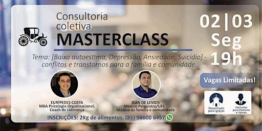 MASTER CLASS - Pastores e líderes