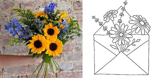Hand Tied Summer Bouquet Workshop