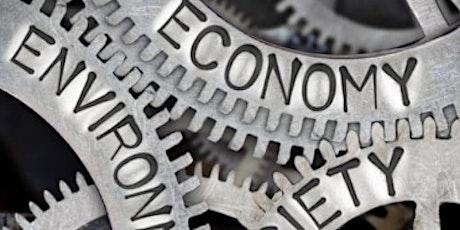 L'economia della banca sociale biglietti