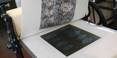 Dry Point Etching Workshop: Imprint of Nature tickets