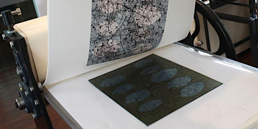 Dry Point Etching Workshop: Imprint of Nature