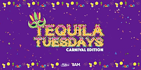 Tequila Tuesdays #180 - Carnival Edition tickets