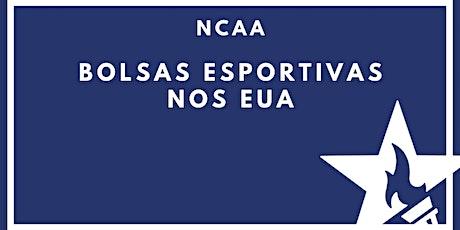 [ONLINE] Bolsas esportivas nos EUA com NCAA ingressos