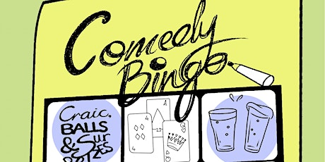 Comedy Bingo April 2020 tickets