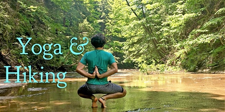 Yoga & Hiking tickets