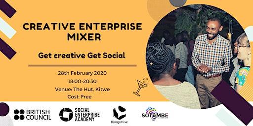 Creative Enterprise mixer