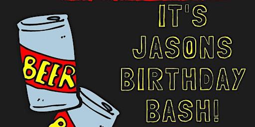 Reminder Jasons Birthday Bash This Saturday!