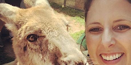 POSTPONED: Gentle Yoga at the Kangaroo Habitat tickets
