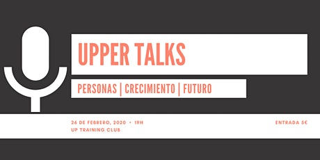UPPER TALKS tickets