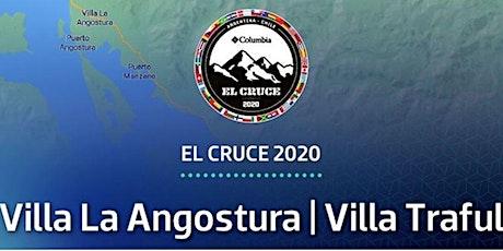 EL CRUCE COLUMBIA 2020 - U$ 50,00  (diferença da pré-inscrição) tickets