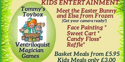 Kids Easter Entertainment
