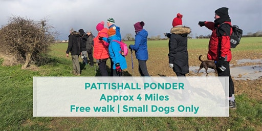 PATTISHALL PONDER | APPROX 4 MILES | MODERATE | NORTHANTS