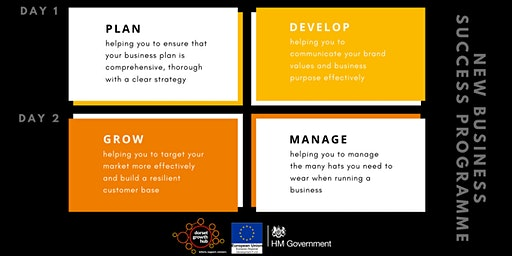 New Business Success Programme - Blandford - Dorset Growth Hub