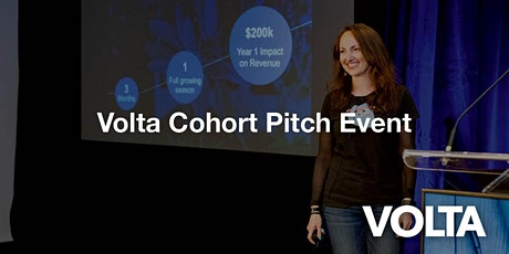 Volta Cohort Pitch Event – Spring Edition  tickets