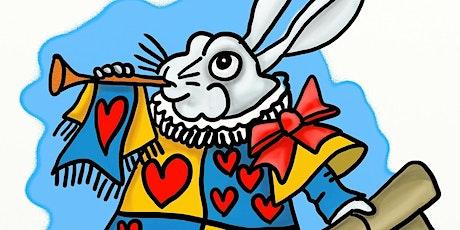 Alice in Wonderland (Clayton Green) #SharedReading tickets