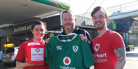 WIN a signed Irish Rugby Jersey tickets