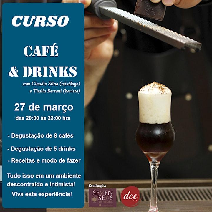 Imagem do evento Curso: Café & Drinks
