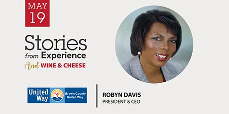 Stories from Experience with Robyn Davis, Brown County United Way tickets