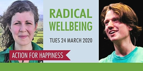 RADICAL WELLBEING with Flo Scialom and Alex Nunn tickets