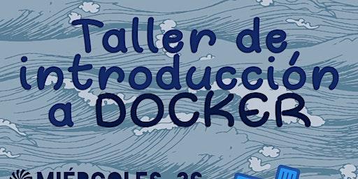 Taller de Docker