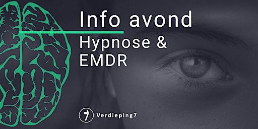 info avond - De kracht van Hypnose en EMDR
