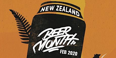 New Zealand Vs USA Beer Tasting tickets