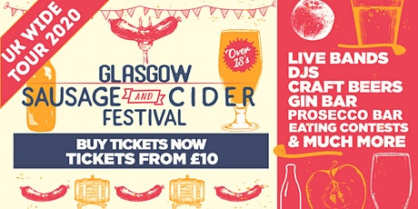 Sausage And Cider Fest - Glasgow tickets