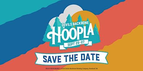 2020 Devils Backbone Hoopla Festival Passes tickets