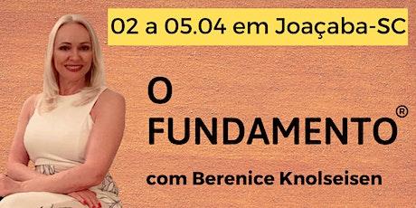 O Fundamento em Joaçaba-SC ingressos