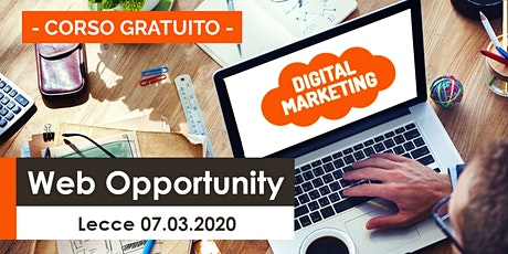 Corso Web Opportunity tickets
