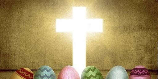 North Main Church of God community Easter egg hunt