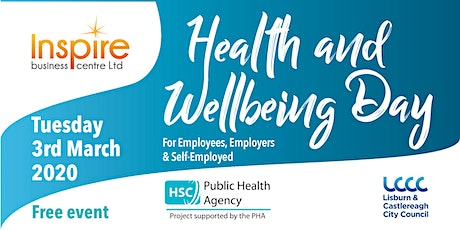 Health and Wellbeing Day 2020 tickets