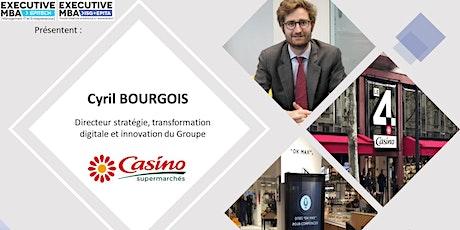 Face à l'essor des géants du e-commerce (Amazon, Alibaba, eBay...), quelle stratégie d'avenir pour les enseignes traditionnelles de la grande distribution ? (Avec Cyril Bourgois, directeur de l'innovation du Groupe Casino) billets