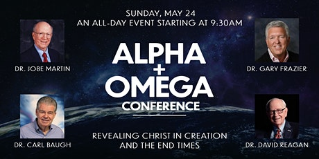 The Alpha Omega Conference tickets