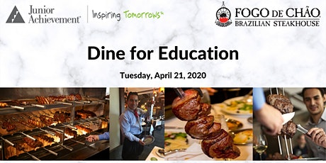 Dine for JA at Fogo de Chao 2020 tickets