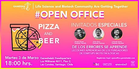 #OpenOffice Marzo 2020 entradas