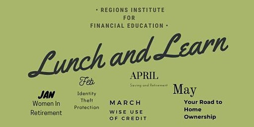 March Lunch 'n Learn